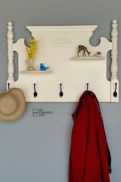 15 Clever Ideas For Diy Hooks Diy Coat Racks