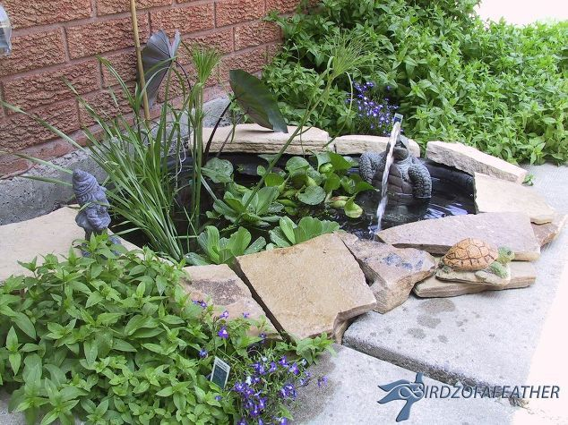 22 Outdoor Fountain Ideas How To Make A Garden For Your Backyard