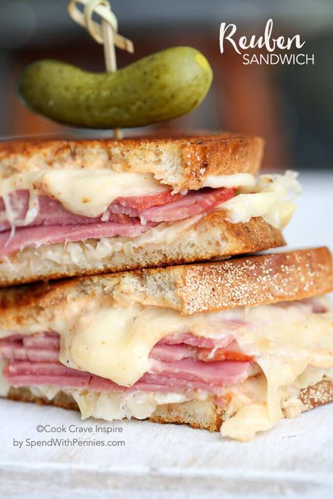 14 Of America S Most Popular Sandwiches American Sandwiches Recipes