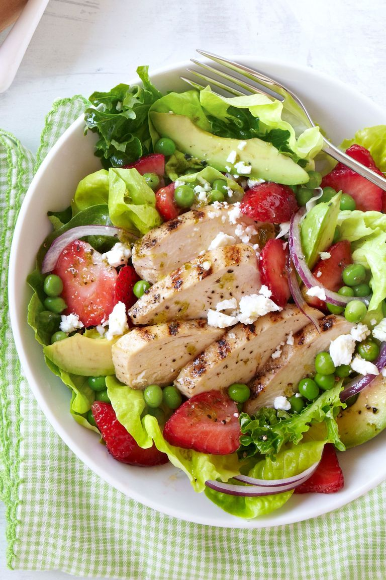 25 Best Dinner Salad Recipes Ideas For Main Course Salads