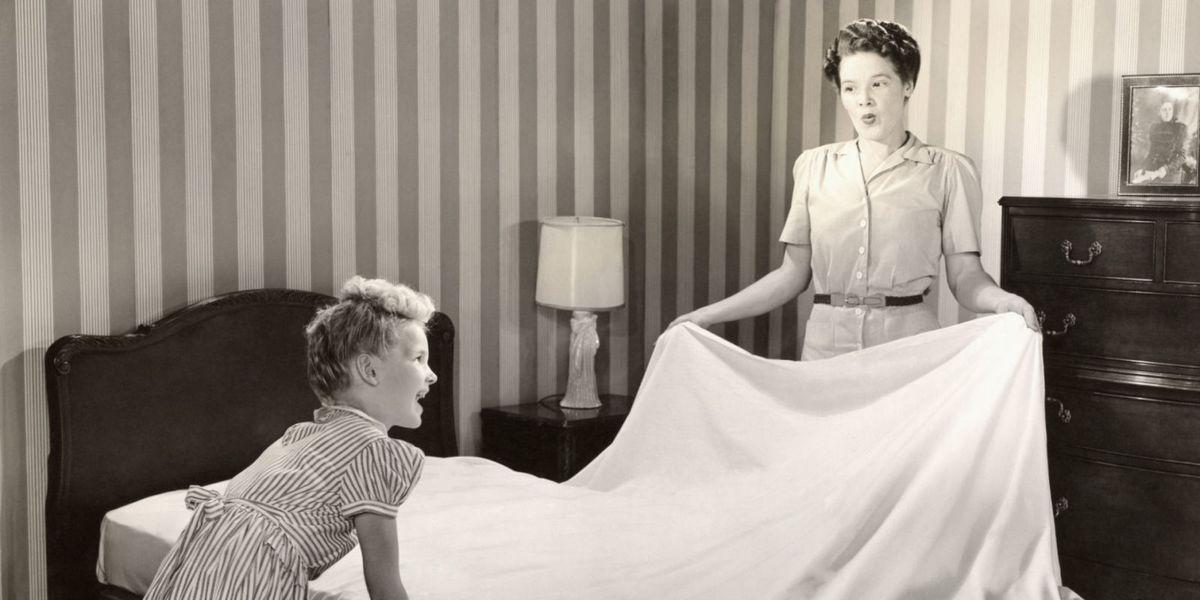 12 Housekeeping Secrets to Steal from Grandma