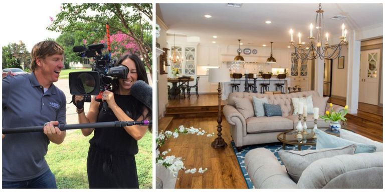 fixer upper client reveals what it 39 s really like to be on