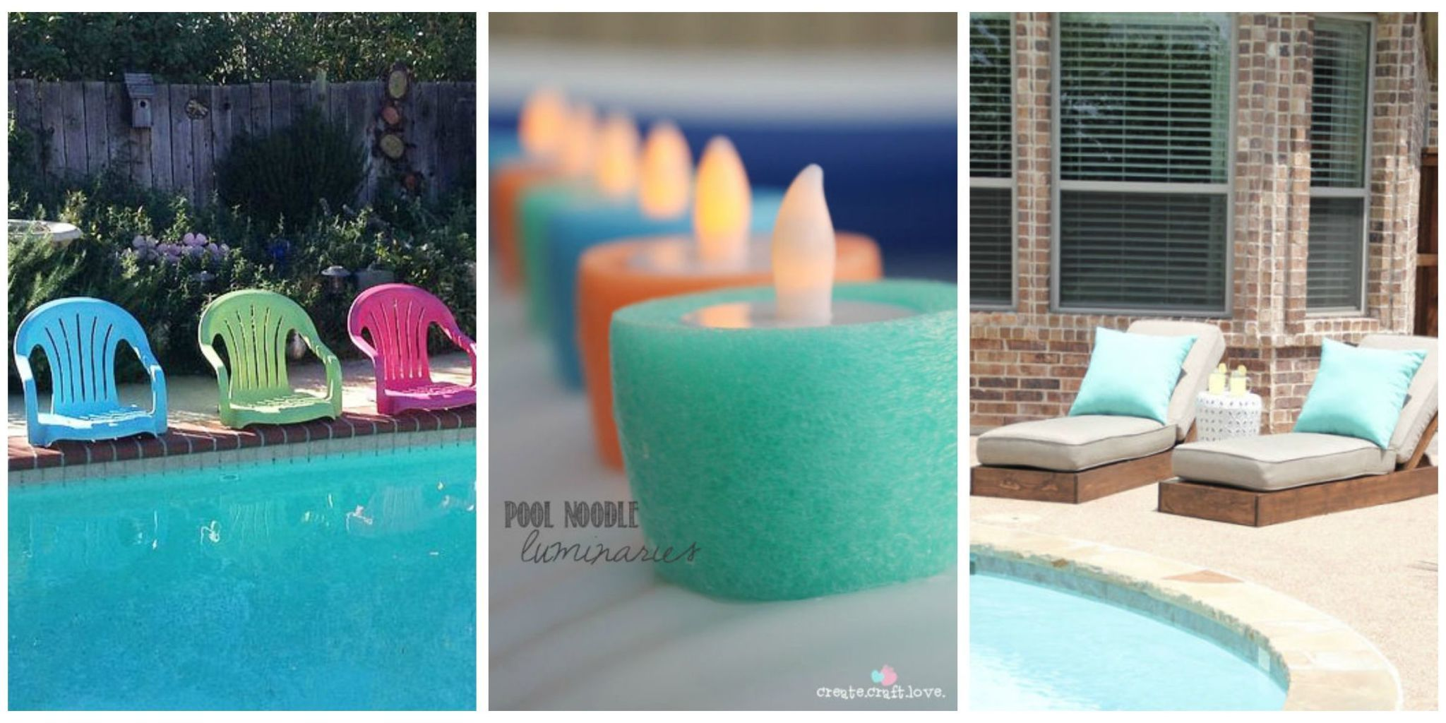 These ideas will make your pool the hottest spot on the block. & DIY Pool Ideas - Pool and Backyard Decorating Ideas