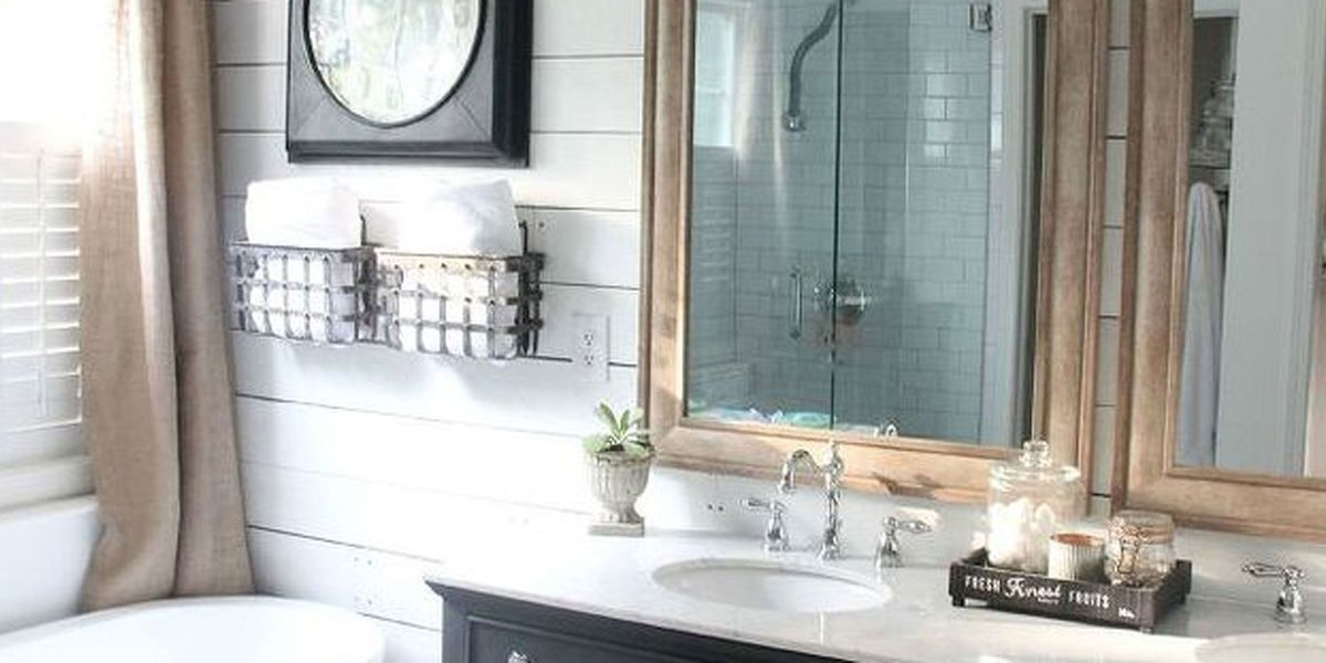 Image for Country Bathroom Remodel Ideas