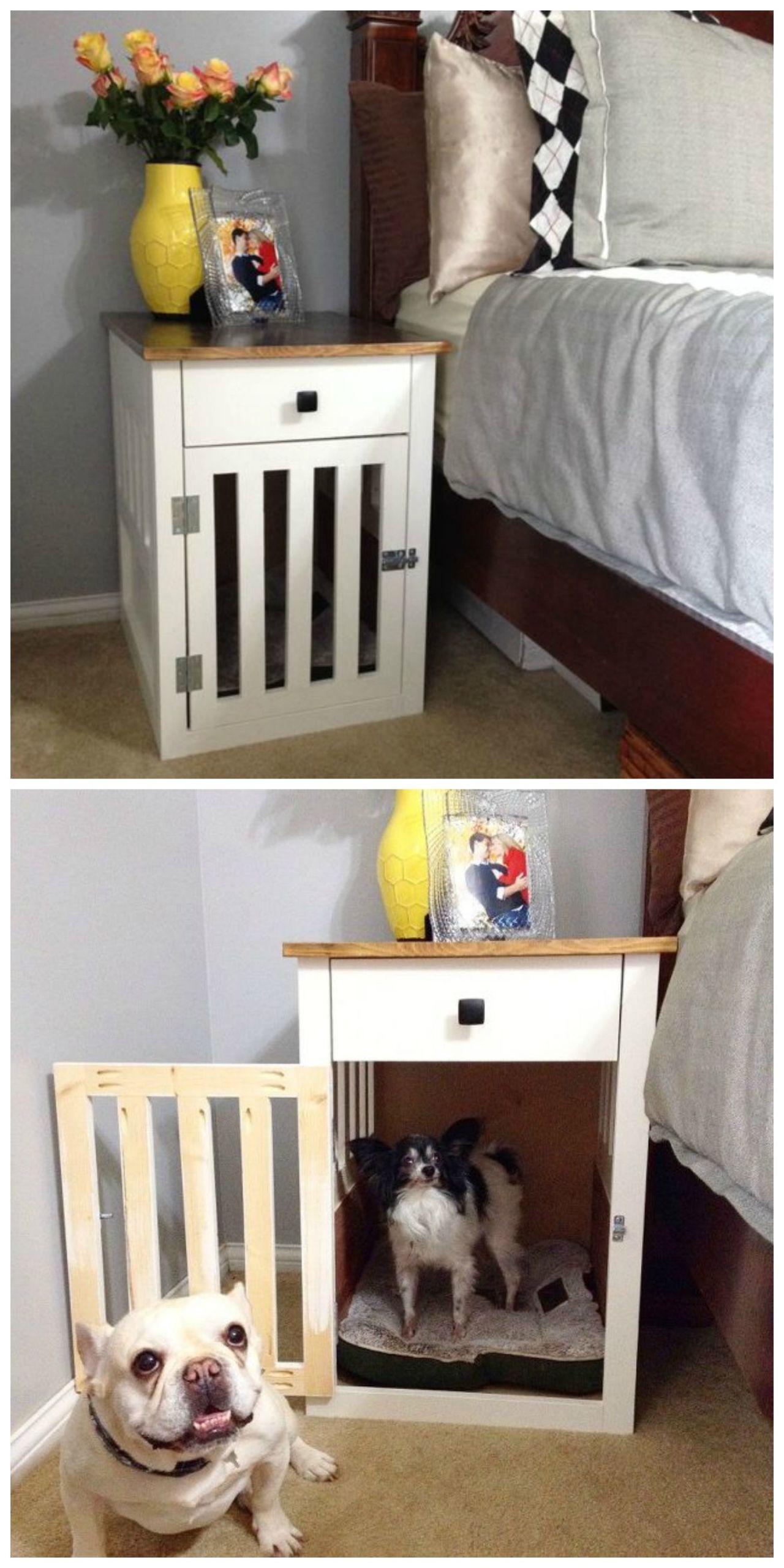make dog beds