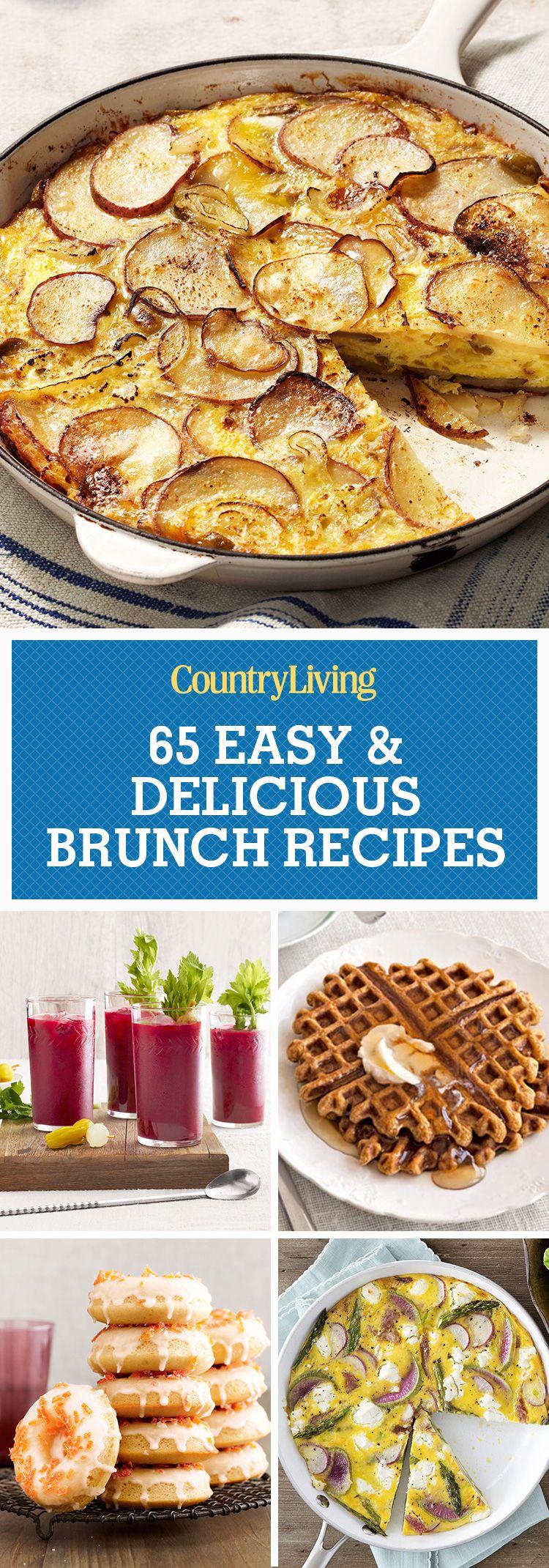 80 Easy Brunch Recipes