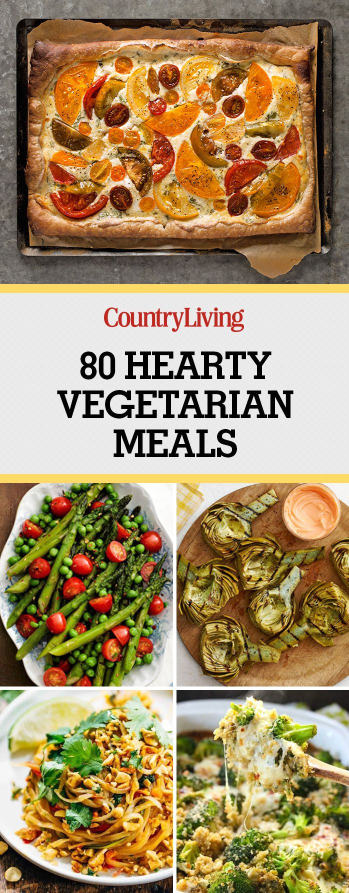 80 easy vegetarian dinner recipes best vegetarian meal ideas 80 easy vegetarian dinner recipes best vegetarian meal ideas country living forumfinder Image collections