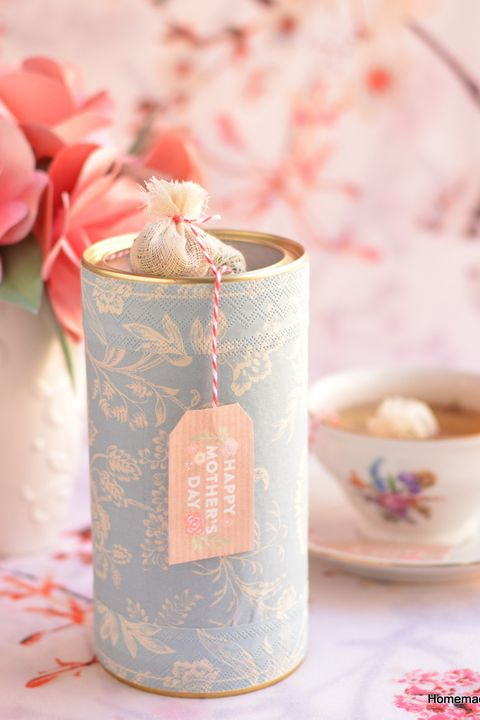 Diy Mothers Day Gift Tea