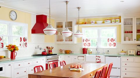 11 Retro Diner Decor Ideas For Your Kitchen Vintage Kitchen Decor