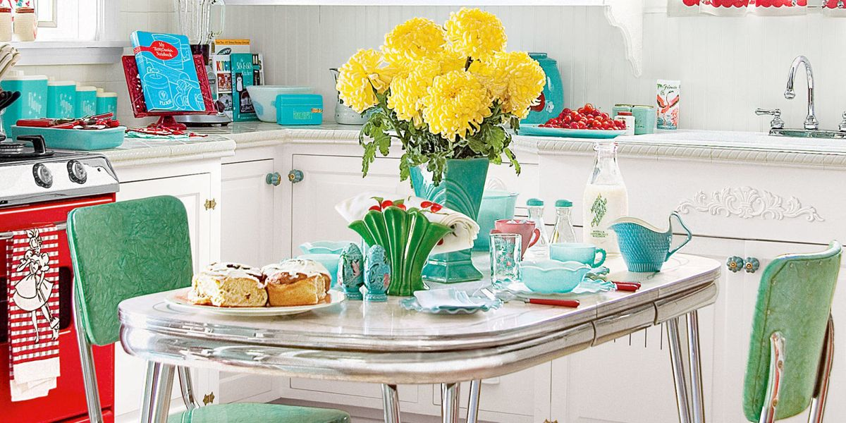 country kitchen diner ideas 11 retro diner decor ideas for your kitchen vintage 6052