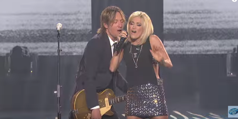 """Watch Carrie Underwood and Keith Urban's Flawless Duet on """"American Idol"""""""