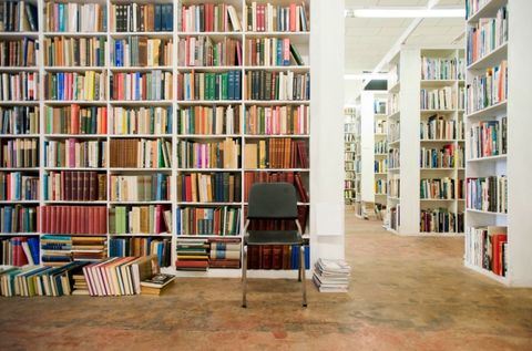 Shelving, Bookcase, Shelf, Library, Public library, Furniture, Bookselling, Building, Book, Publication,