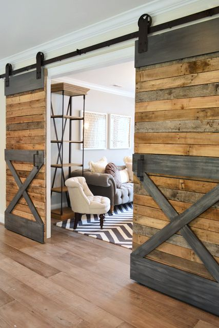 48 Best Barn Door Ideas Ways To Use A Barn Door Beauteous Barn Doors For Homes Interior