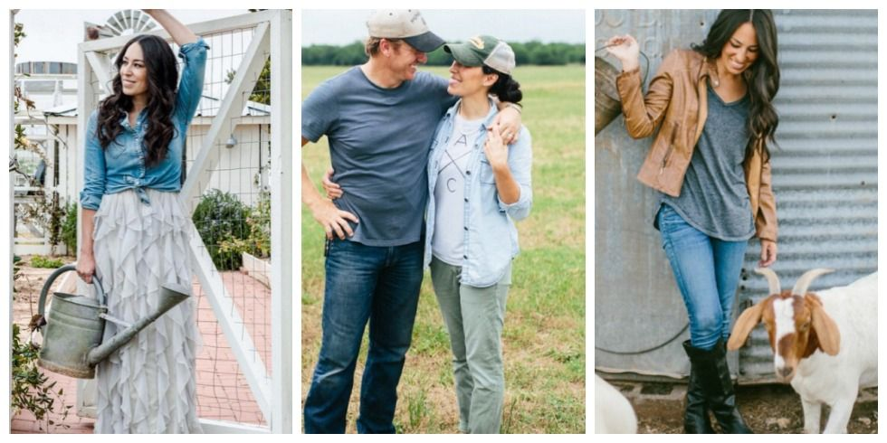 25 Times Joanna Gaines Gave You Style Envy — Joanna Gaines\' Best Outfits
