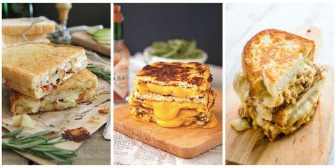 Food, Cuisine, Finger food, Dish, Ingredient, Sandwich, Meal, Breakfast, Baked goods, Plate,