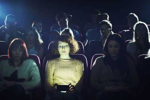 Head, Mouth, People, Social group, Fashion, Crowd, Darkness, Audience,