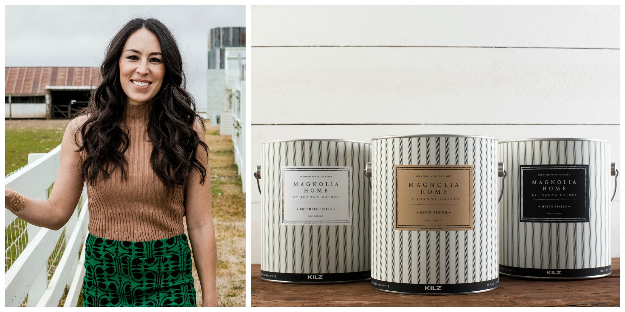 Joanna Gaines Paint Collection - Magnolia Home