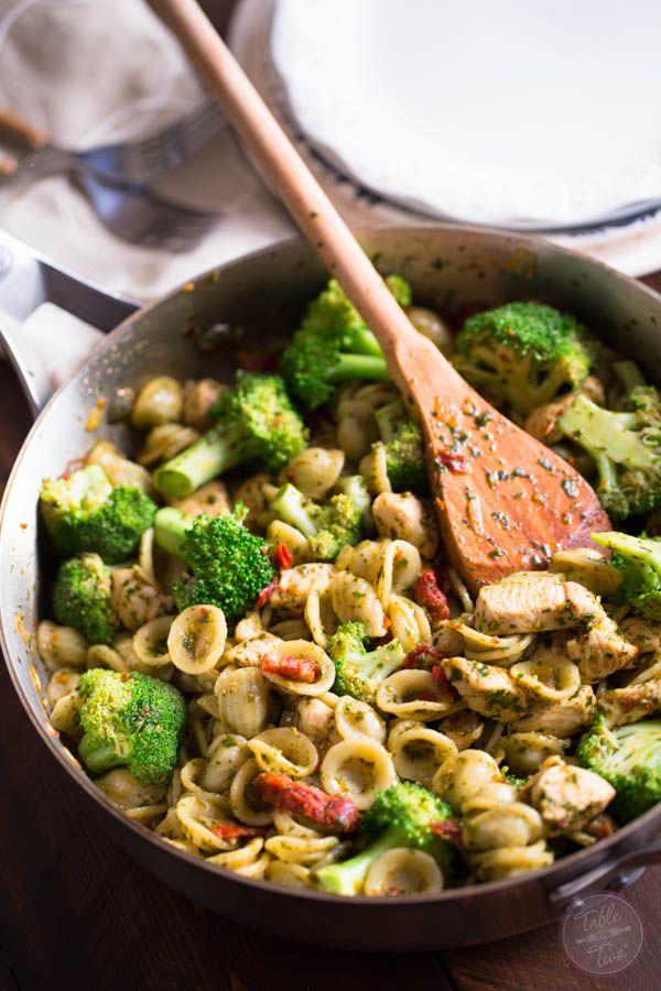 25 Healthy Pasta Recipes Light Pasta Dinner Ideas