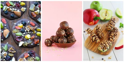 25 healthy snack ideas quick recipes for easy healthier snacks to make