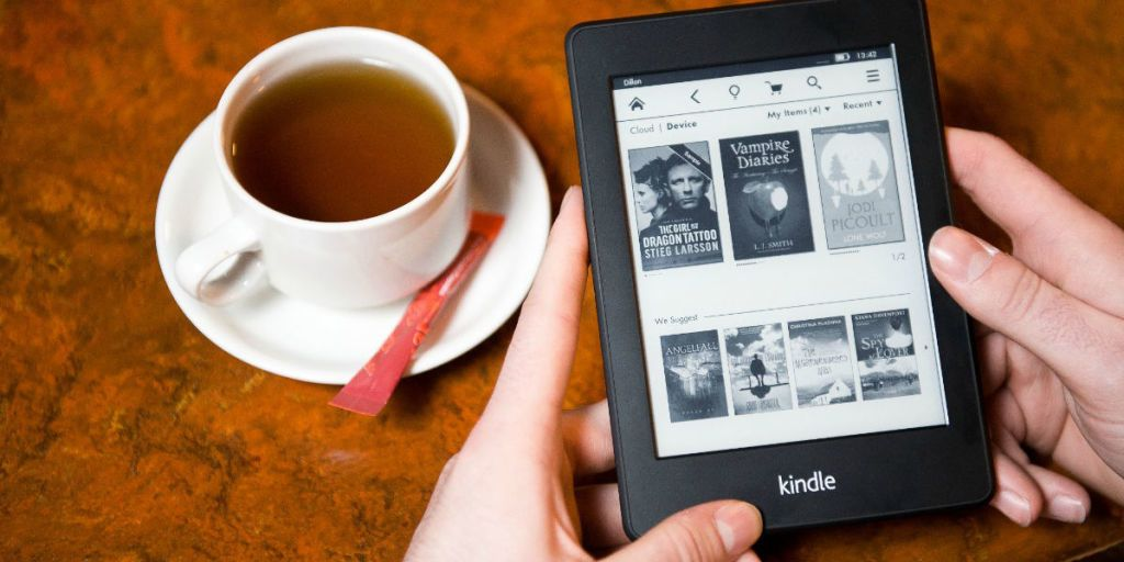 8 Things You Didn't Know Your Kindle Could Do