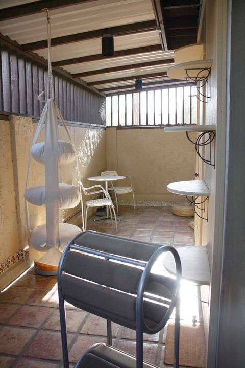 Interior design, Hardwood, Attic, Daylighting, Beam, Plywood, Steel,
