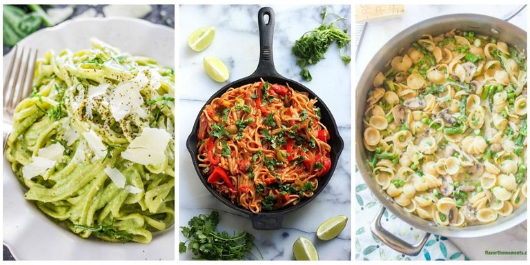 25 healthy pasta recipes light pasta dinner ideas pasta can be healthy too forumfinder Choice Image