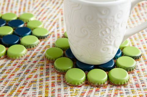 89a10425d46 15 Cute Bottle Cap Crafts - Bottle Caps for Crafts