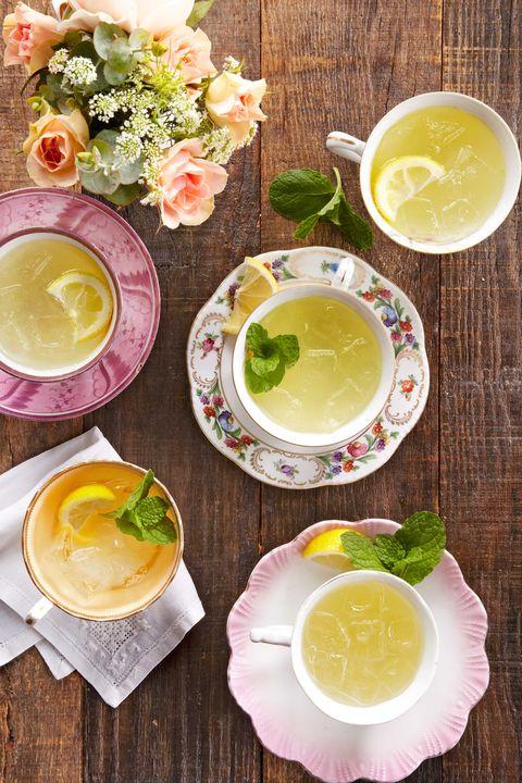 Gingery Cherry Lemon-Limeade Recipe