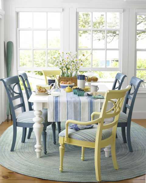 Formal Dining Table Setting Ideas, 48 Beach House Decorating Ideas Beach House Style For Your Home