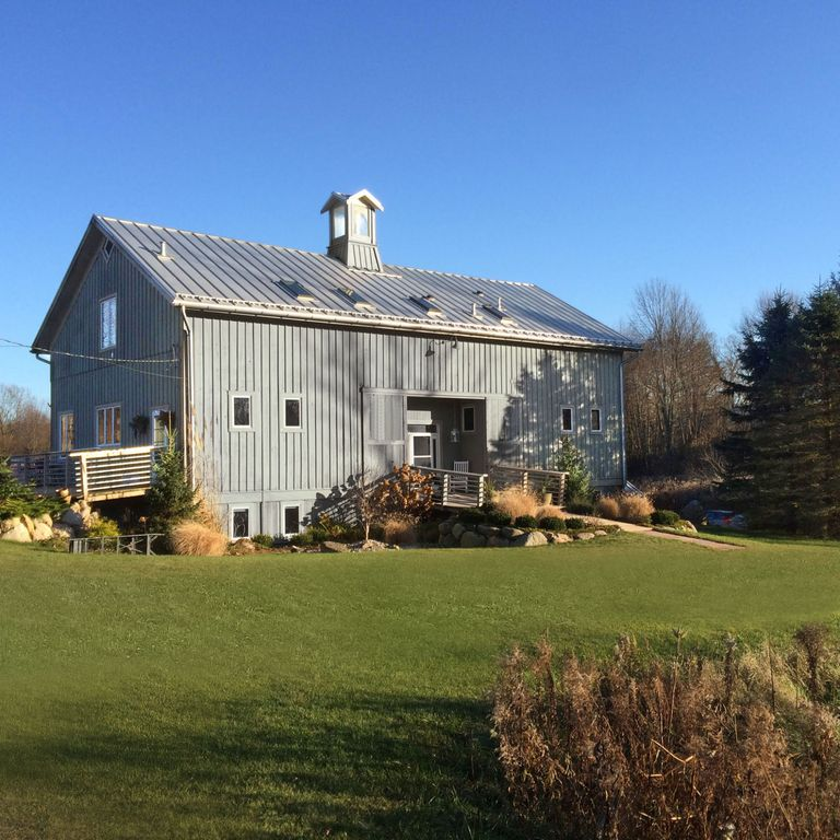 7 Barns Converted Into Charming Homes For Sale