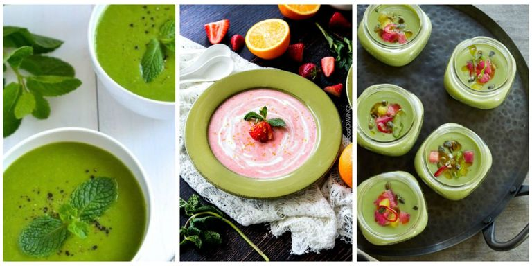 29 cold summer soups and gazpacho recipes recipes for chilled even though the days are hot you dont have to give up eating your favorite soups cool off with chilled soup versions of a few classics like gazpacho and forumfinder Images