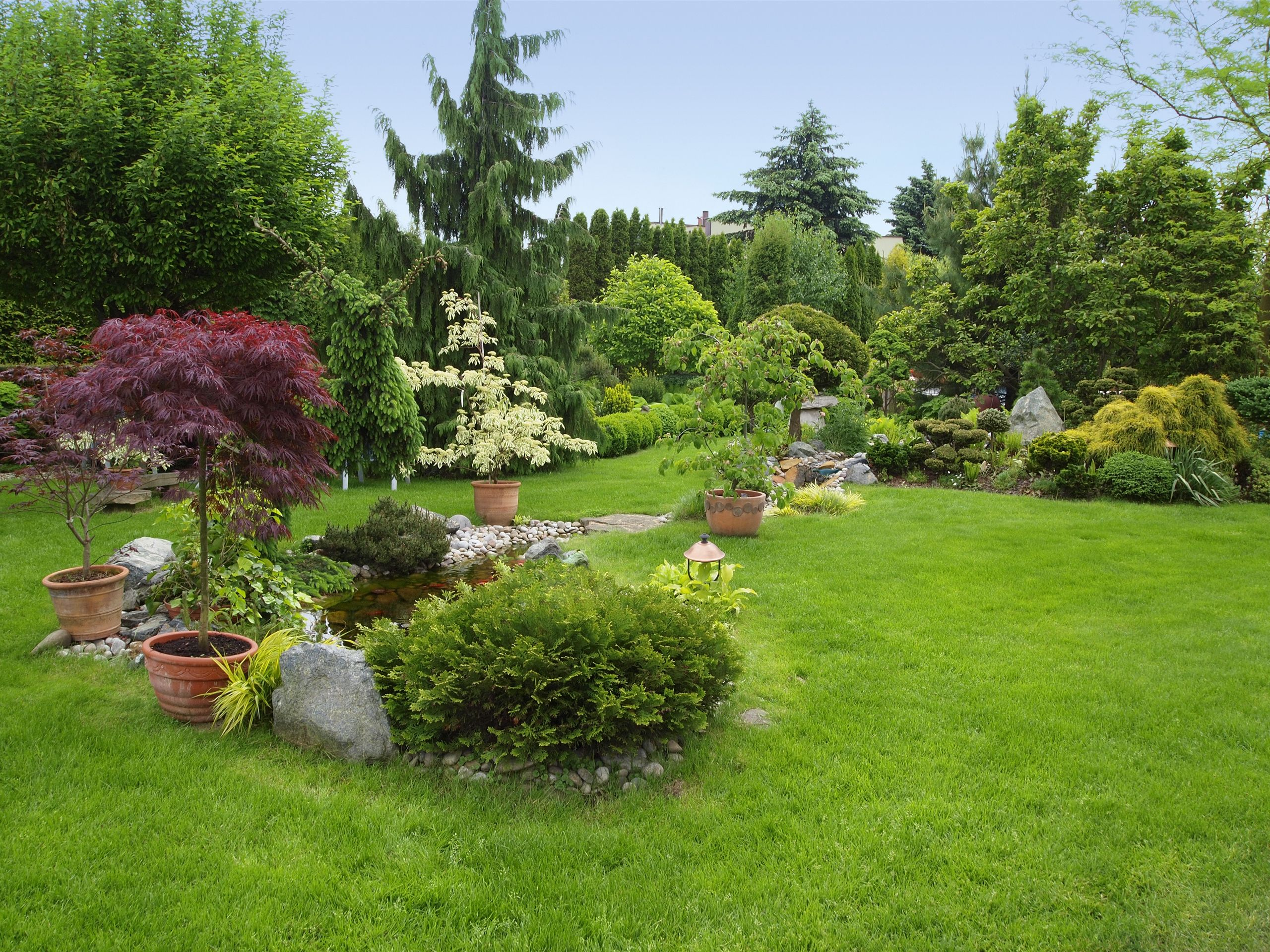 Superieur 51 Front Yard And Backyard Landscaping Ideas   Landscaping Designs