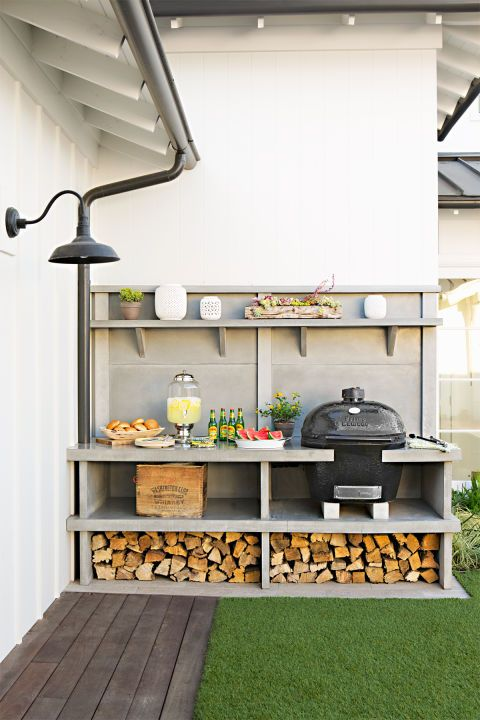 21 Best Outdoor Kitchen Ideas and Designs - Pictures of ...