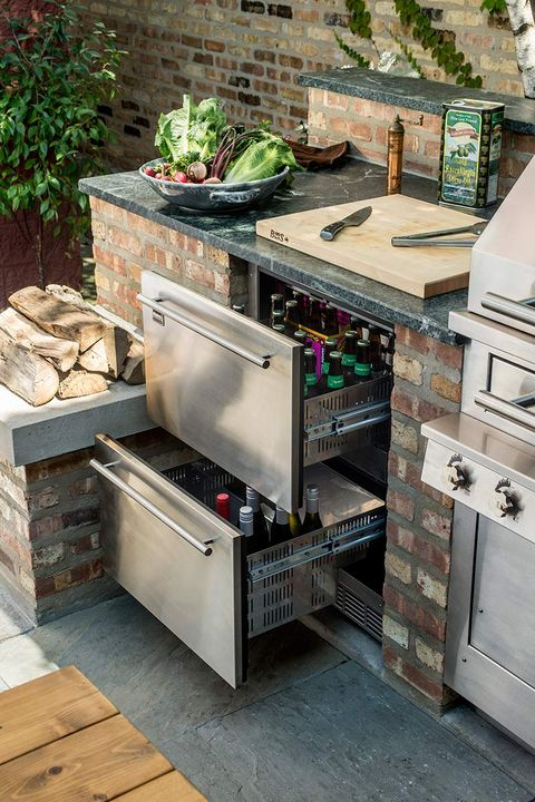 20 Best Outdoor Kitchen Ideas And Designs Pictures Of
