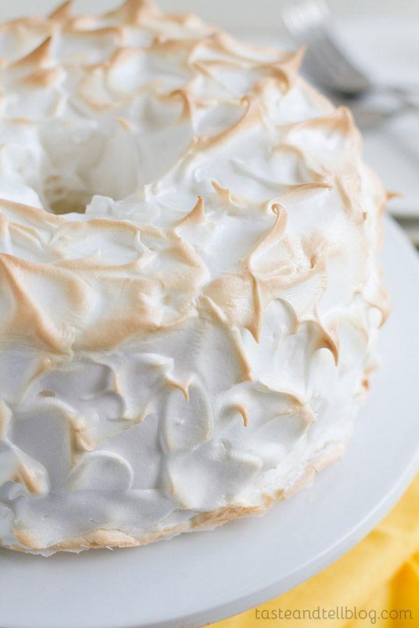 Angel food cake recipes ways to bake with angel food cake forumfinder Images