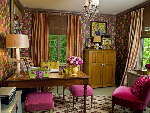 Office Room Ideas For Home Design 40 Of The Most Inspiring Home Office Spaces Country Living Magazine Home Office Ideas How To Decorate Home Office