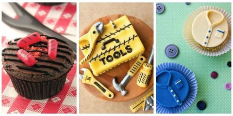 10 Delicious Father S Day Cake And Cupcakes Recipes Ideas For