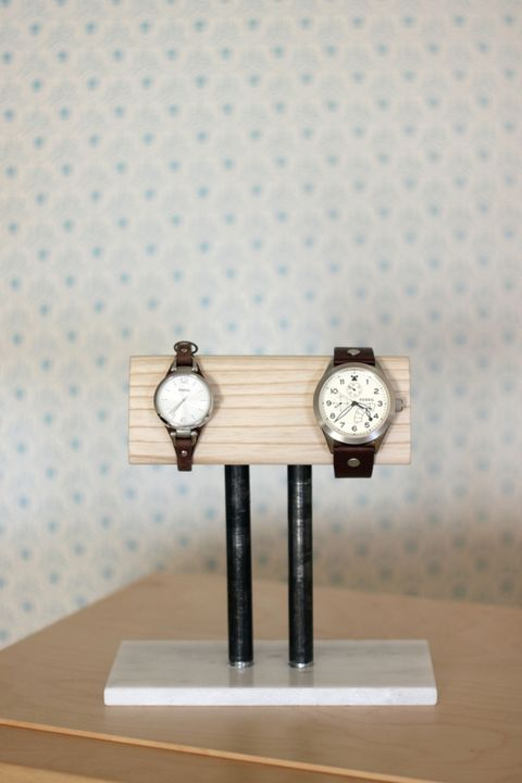 Diy Gifts For Dad Watch Stand