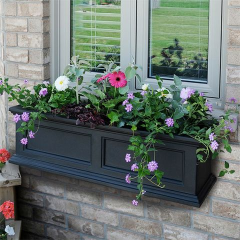Mayne Inc. Fairfield Rectangular Window Box