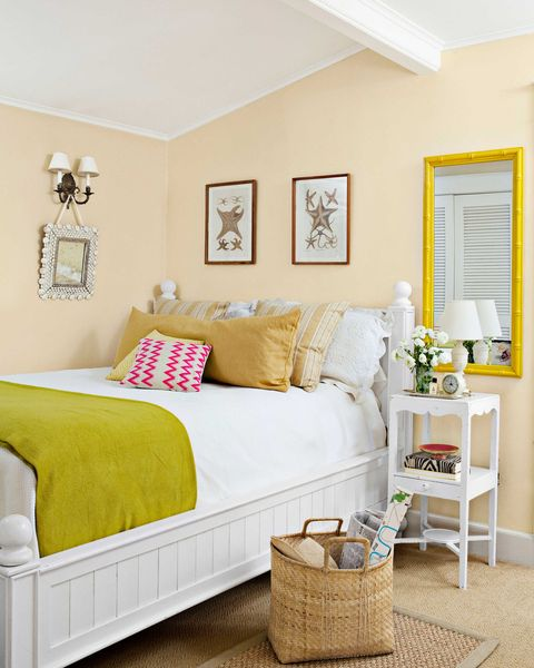 Best Paint Colors For Small Bedrooms: 27 Best Paint Colors For Small Rooms