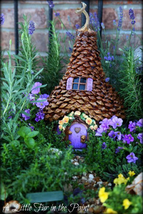 15 DIY Fairy Garden Ideas - How to Make a Miniature Fairy Garden