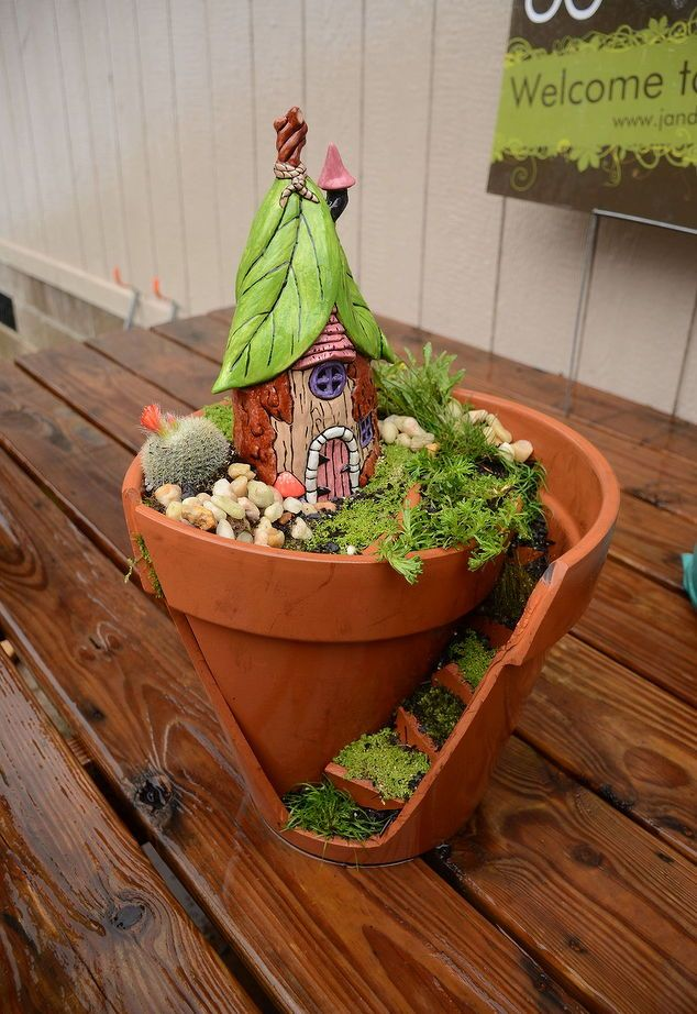 25 Diy Fairy Garden Ideas How To Make A Miniature Fairy Garden