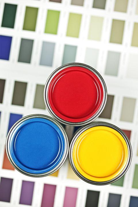 Colorfulness, Paint, Magenta, Purple, Electric blue, Violet, Tints and shades, Cobalt blue, Majorelle blue, Art paint,