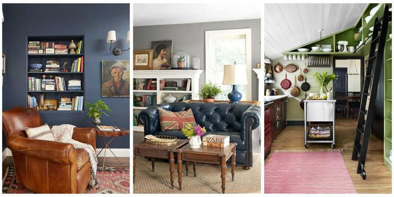 23 warm paint colors cozy color schemes for Hip living room ideas