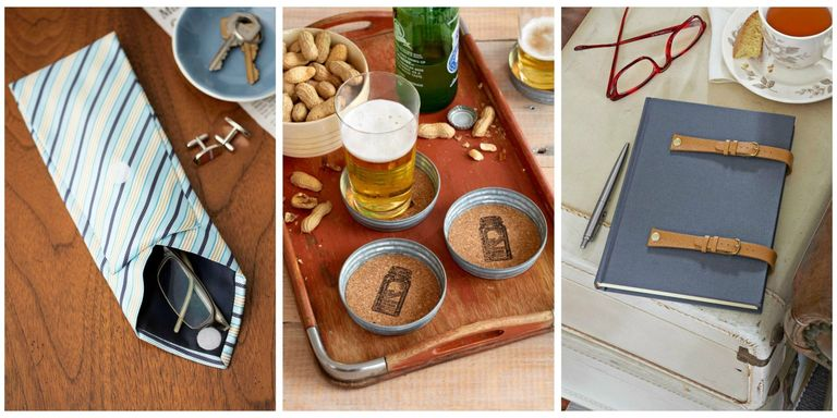 It's not too late to get your father a gift he'll truly cherish. Celebrate  Dad with any of these DIY presents. Plus, get more great last minute  Father's Day ...