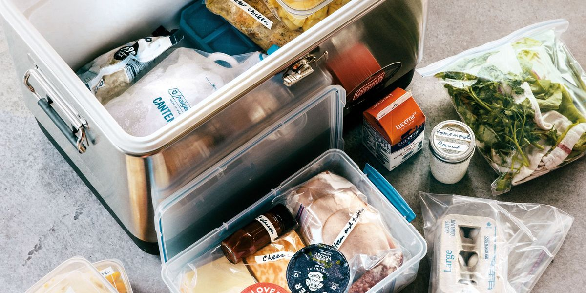 How To Pack A Cooler Best Cooler For Camping