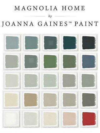 The Collection Which Was Personally Crafted By Joanna Aims To Help Fans Recreate Her Relaxed Effortless Style In Their Own Homes With 25 Colors Designed