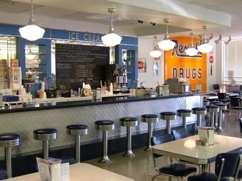 14 Of The Most Charming Old Fashioned Soda Fountains In