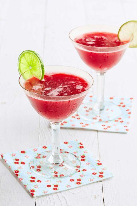 Honeyed Cherry Daiquiri Recipe