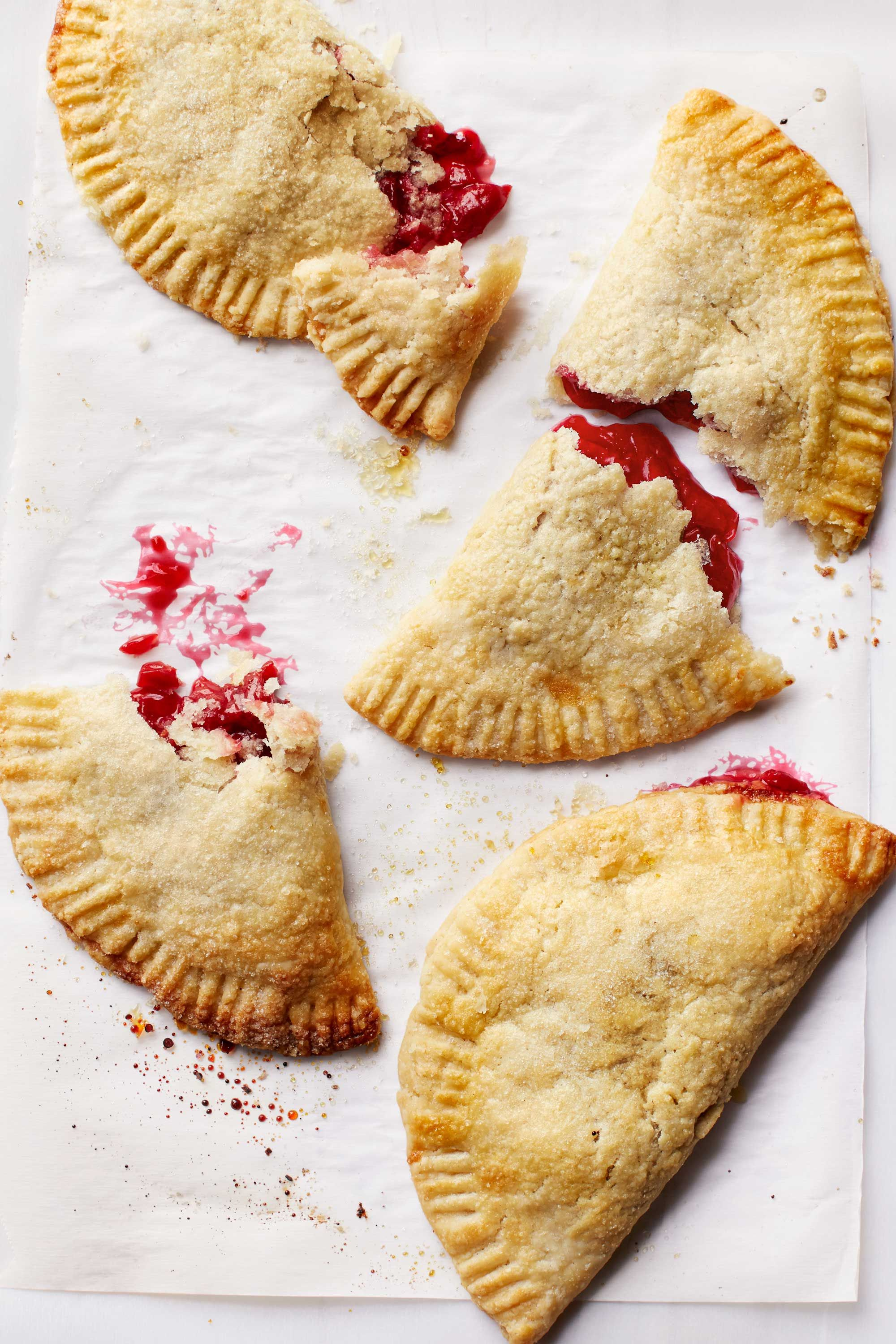 Sour Cherry Hand Pies Recipe